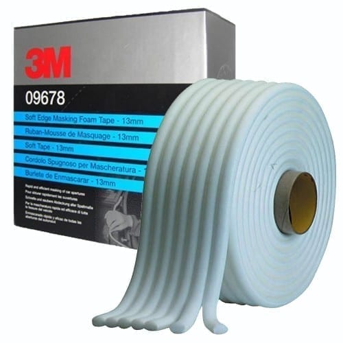 3m soft edge making foam tape 09678 09973 soft edge foam tape refinish systems limited. Black Bedroom Furniture Sets. Home Design Ideas
