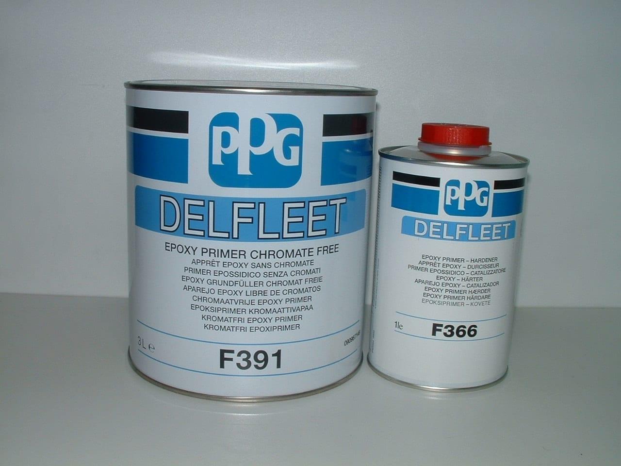 PPG Delfleet Epoxy Primer Kit