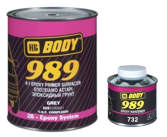 HB Body 1.25L Epoxy Primer Kit