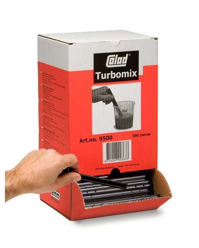 Colad Turbomix Mixing Paddles
