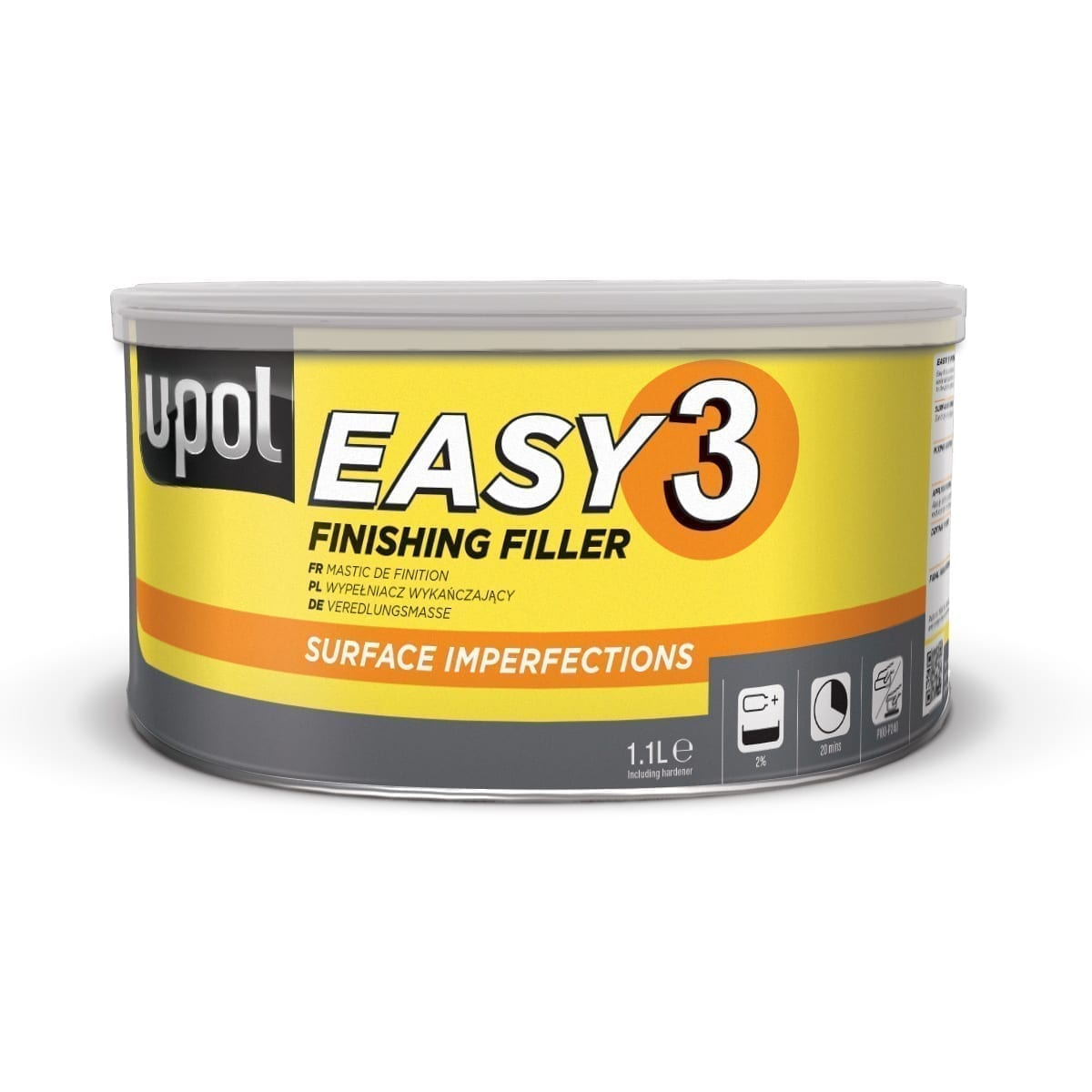 Upol Top Stop Gold Stopper 1 1l Finishing Fillers